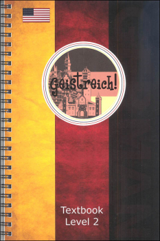 Geistreich! German Level 2 Textbook (Brilliant Foreign Languages)