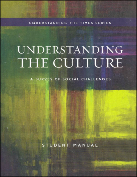 Understanding the Culture Student Manual (5th)
