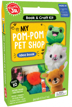 My Pom-Pom Pet Shop Kit