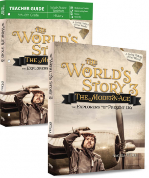 World's Story 3: Modern Age Set
