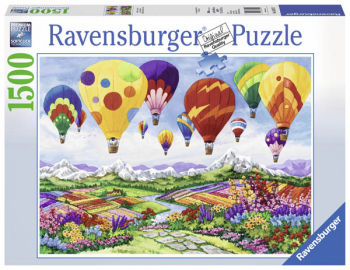 Spring is in the Air Puzzle (1500 pieces)