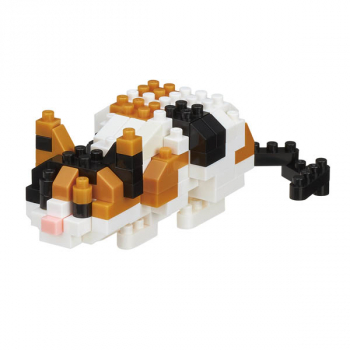 Nanoblock - Calico Cat