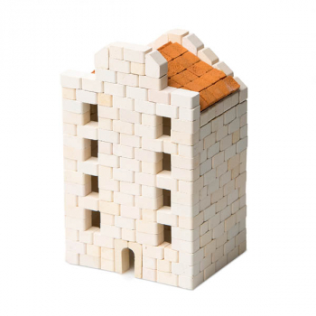 Hotel 400 Piece Mini Bricks Construction Set