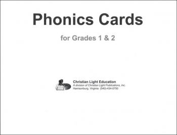 Phonics Wall Cards (8.25 x 10.75)