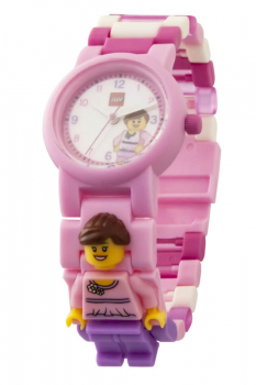 LEGO Classic Pink Watch with Minifigure Link