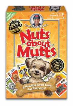Nuts About Mutts Game