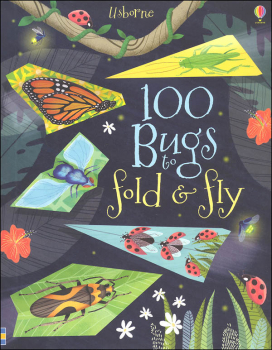 100 Bugs to Fold and Fly (Usborne)