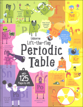 Periodic Table (Usborne Lift the Flap)