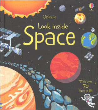 Look Inside Space (Usborne)