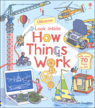 Look Inside How Things Work (Usborne)