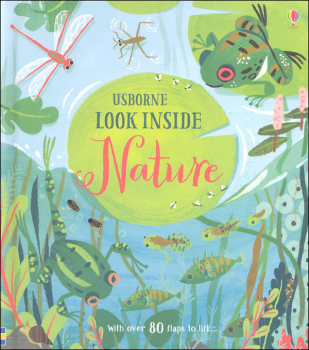 Look Inside Nature (Usborne)