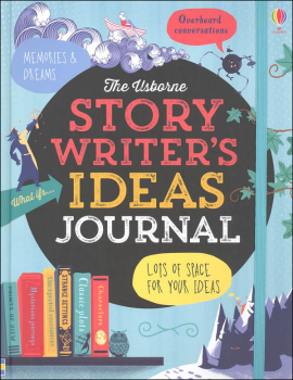 Story Writer's Ideas Journal (Usborne)