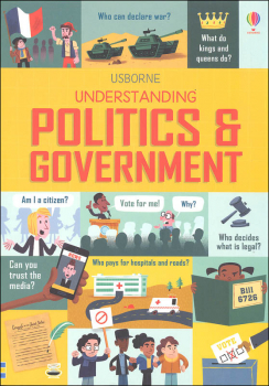 Understanding Politics & Government (Usborne)