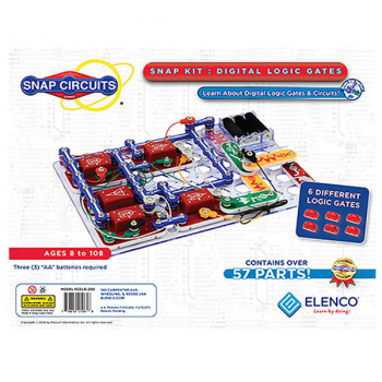 Snap Circuits Logic Gates & Circuits