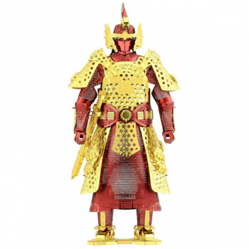 Chinese (Ming) Armor (Metal Earth 3D Model)
