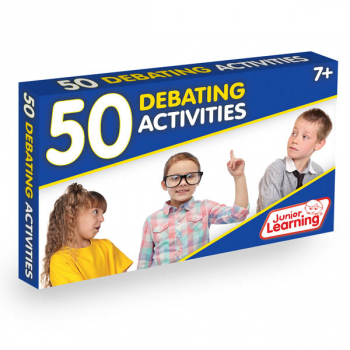50 Debating Activity Cards