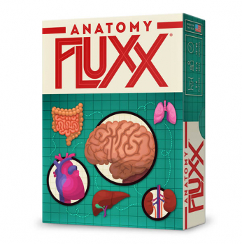 Anatomy Fluxx Game