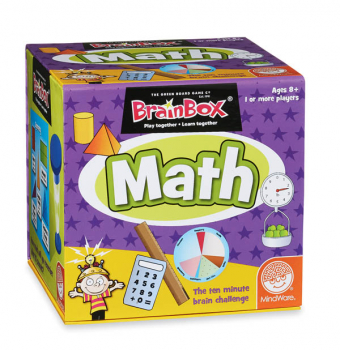 BrainBox Steam: Math
