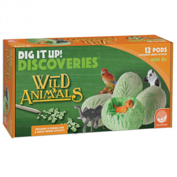Dig It Up! Discoveries - Wild Animals