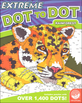Extreme Dot to Dot - Rainforest