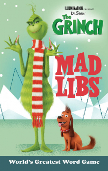 Grinch Mad Libs