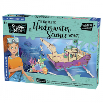 Fantastic Underwater Science Voyage (Pepper Mint)