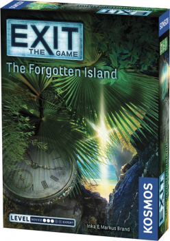 Forgotten Island (Exit the Game)