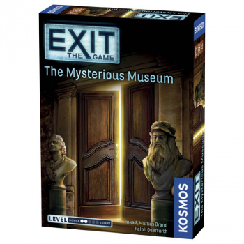 Mysterious Museum (Exit the Game)
