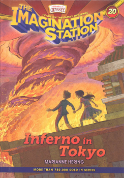 Inferno in Tokyo - Book 20 (Imagination Station)