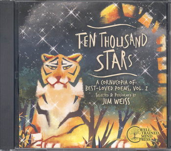 Ten Thousand Stars: A Cornucopia of Best-Loved Poems Volume 2 CD