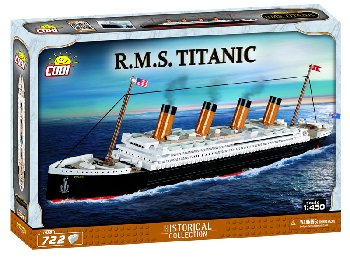 R.M.S. Titanic - 600 pieces