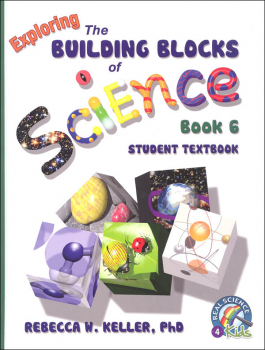 Exploring Building Blocks of Science Book 6 Student Textbook Hardcover