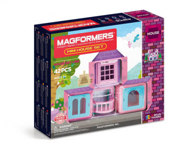 Magformers - Mini House 42 Piece Set