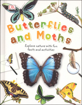 Butterflies and Moths (Nature Explorers)