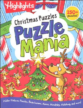 Puzzlemania Christmas Puzzles