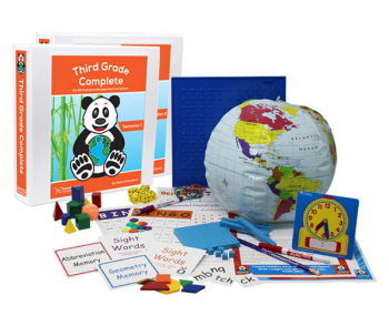 Third Grade Complete: Full Year Bundle