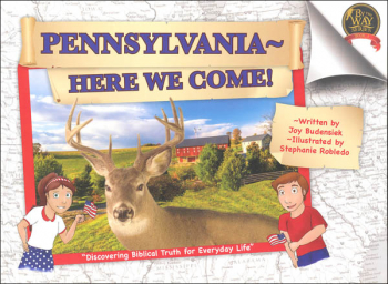 Pennsylvania: Here We Come! (By the Way)