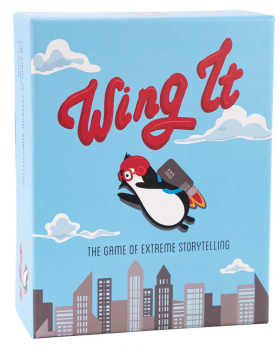 Wing It: Game of Extreme Storytelling