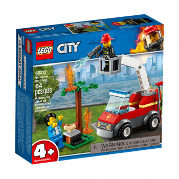 LEGO City Fire Barbecue Burn Out (60212)