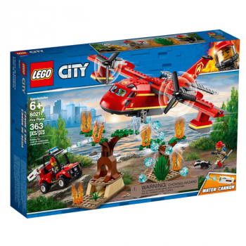 LEGO City Fire Plane (60217)