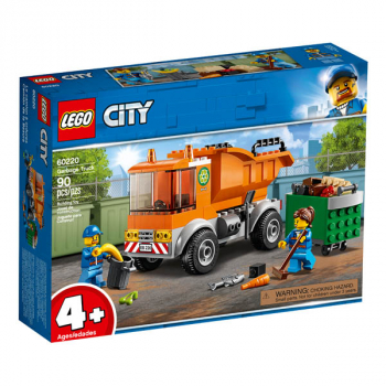 LEGO City Great Garbage Truck (60220)