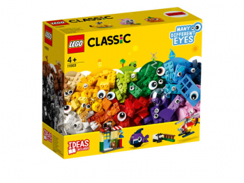 LEGO Classic Bricks and Eyes (11003)