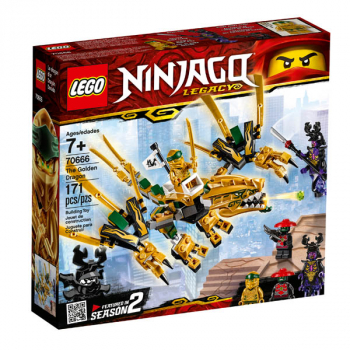 LEGO Ninjago Golden Dragon (70666)