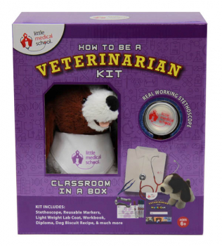 How to Be a Veterinarian Kit - Dog
