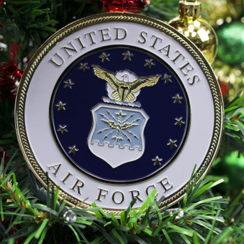 Heroes Series Ornament - Air Force