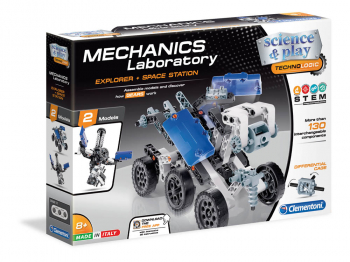 Space Explorer Kit (Mechanics Laboratory)