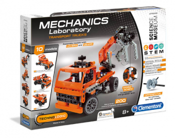 Transportation Trucks Kit (Mechanics Laboratory)