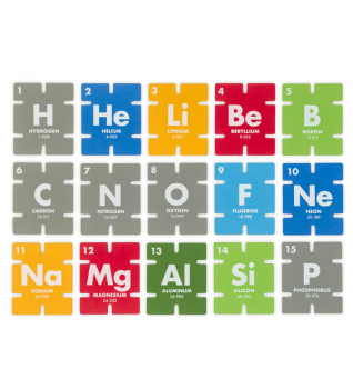 Periodic Table Connectagons