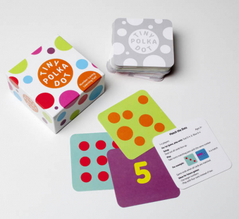 Tiny Polka Dot: Number-Loving Learning Fun!