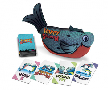 Happy Salmon Blue Game (Expansion)